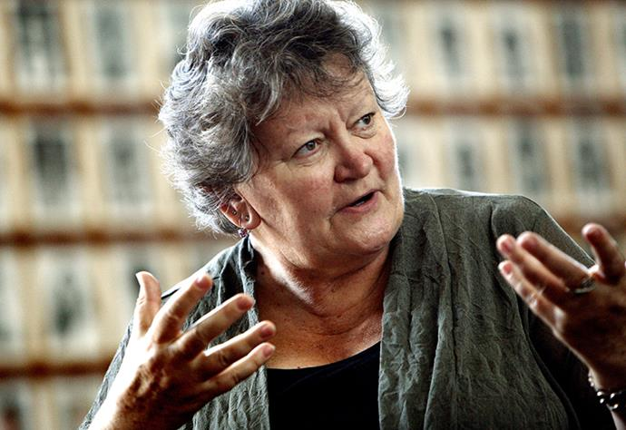 Social justice advocate Celia Lashlie, who died in 2015.