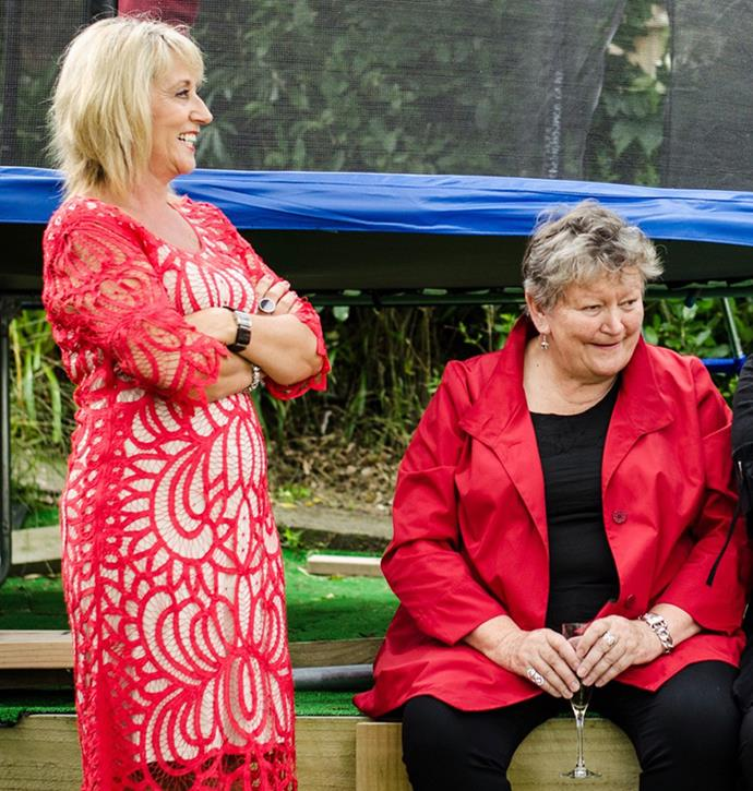 Amanda and Celia's friendship spanned 15 years, after they first met for a television interview.