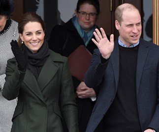 kate middleton prince william in blackpool 2019