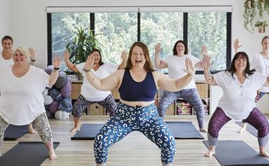 Three wise women on how they've learned that healthy bodies come in all shapes and sizes