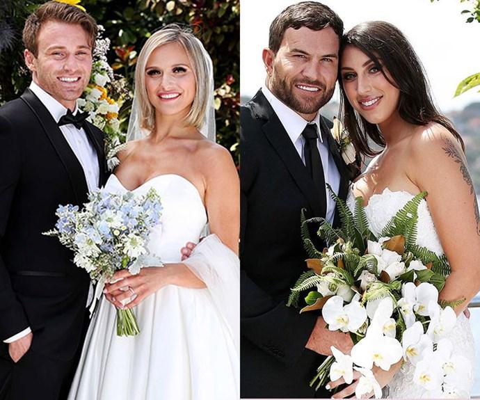 Married at First Sight Australia intruder couples Dan Tamara Billy Susie