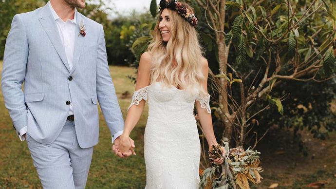 Ben Barrington Shortland Street Kristie wedding