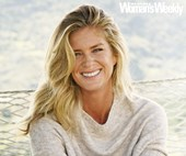 Life at Rachel Hunter's pace - her nomadic norm