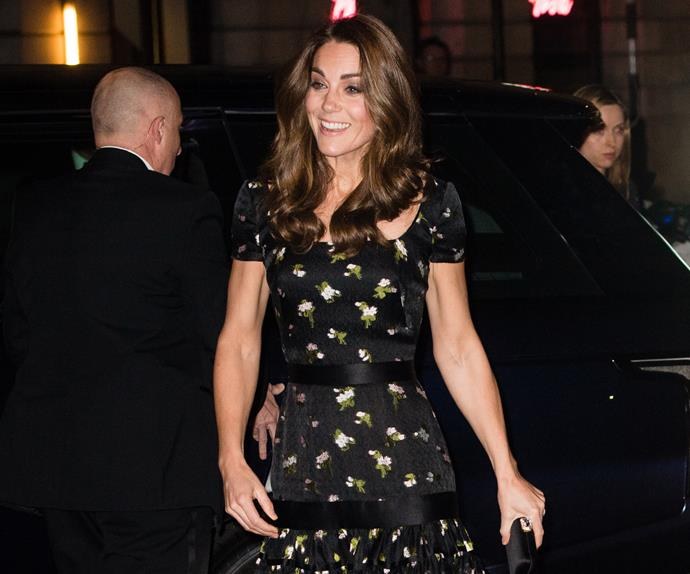 kate middleton National Portrait Gallery 2019