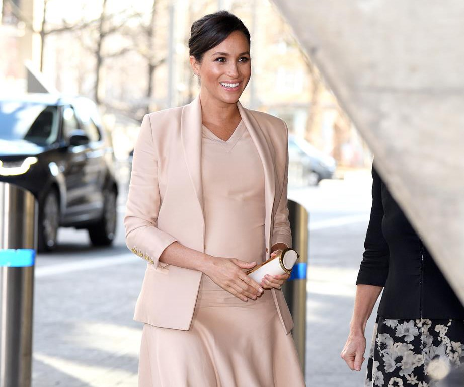 The Duchess' former co-star had nothing but praise for her and said he's not surprised that she's fit right into her duties as a royal. *(Image: Getty)*