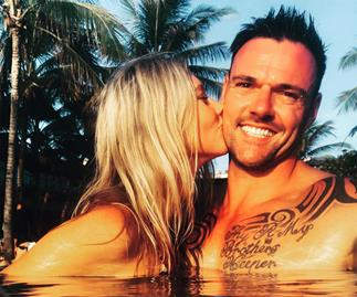 Married at First Sight MAFS Bronson Norrish girlfriend