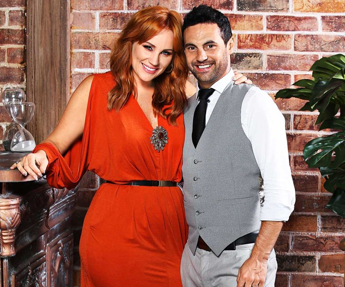 MAFS Cam and Jules Married at First Sight NZ