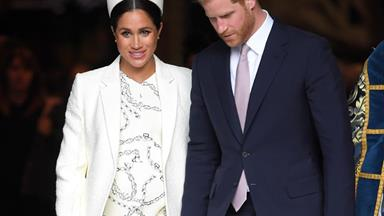 It's confirmed: Prince Harry and Duchess Meghan are forming their own royal household