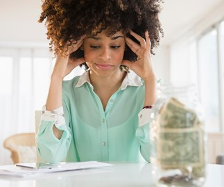 Why women are not as good at saving money as men - and what we can do to change that