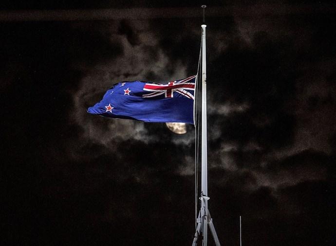 Christchurch mosque terror attack