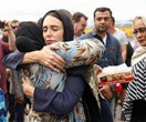 Jacinda Ardern sets the tone for New Zealand's outpouring of love and support for the Muslim community