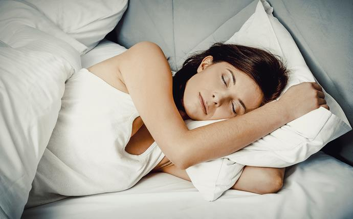 You typically cycle through all stages of sleep several times in a night. *(Image: Getty)*