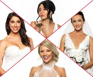 Married at First Sight brides plastic surgery transformations - and the before photos to prove it
