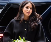 Prince Harry and Duchess Meghan visit New Zealand House to share a message of solidarity following the Christchurch terror attacks