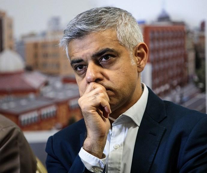 Sadiq Khan. *Image: Getty Images*
