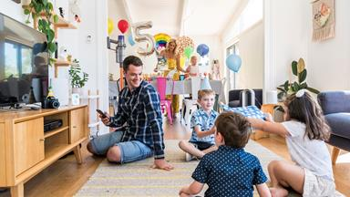 Technology that makes kids' birthday party planning simpler - so you can enjoy the party too!