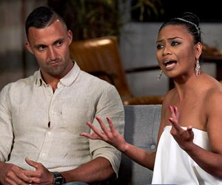 Nic Cyrell MAFS Married at First Sight