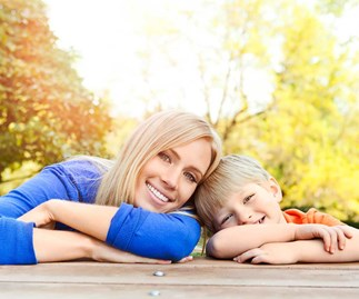 Gemma McCaw on the importance of being a role model for your children