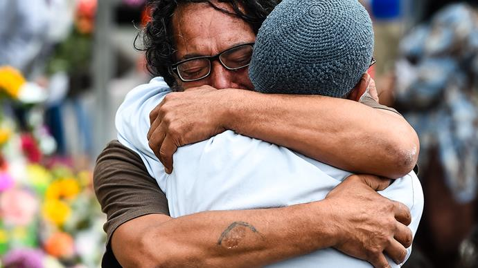 Christchurch mosque attacks New Zealand