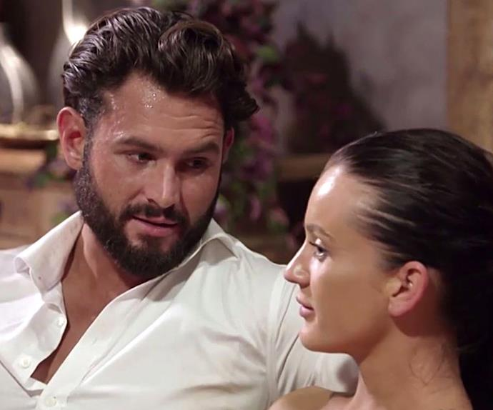 MAFS Sam Ines affair Married at First Sight