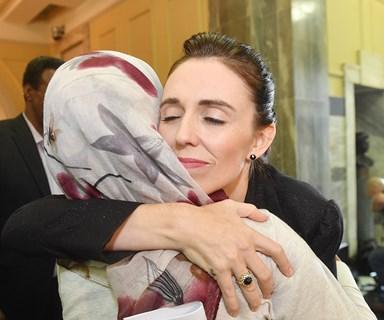 A Muslim schoolgirl from Australia asks Jacinda Ardern to be their Prime Minister