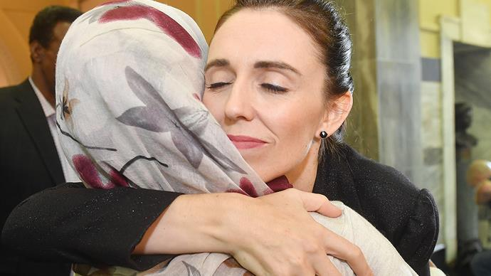 A Muslim schoolgirl from Australia asks Jacinda Ardern to be their Prime Minister