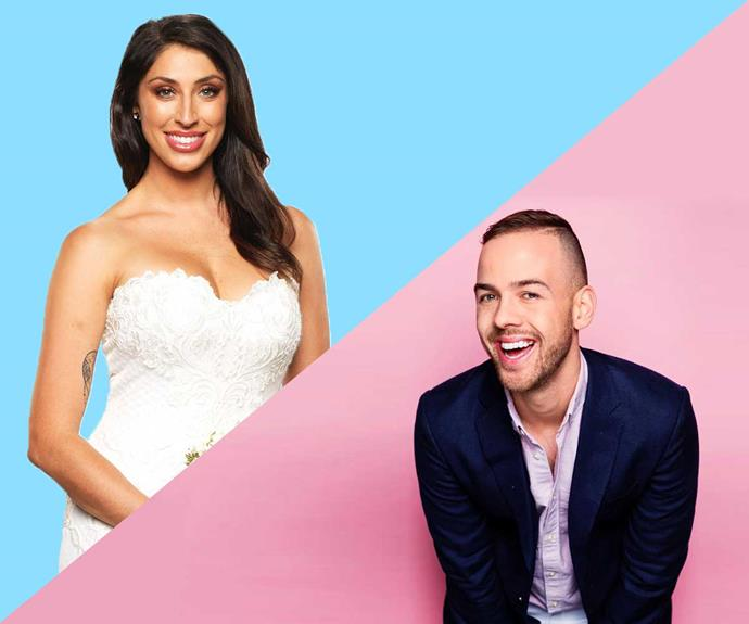 While Tamara's *MAFS* experience ended in betrayal, Sam and his groom Tayler made a go of things on the outside before calling time on their relationship a few months down the track.
