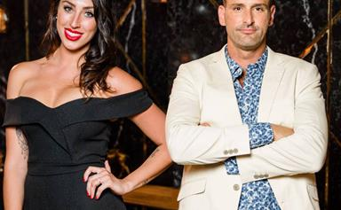 Married at First Sight's Tamara and Mick get cosy off screen