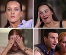 This compilation of reactions from Married at First Sight participants is like poetry in motion