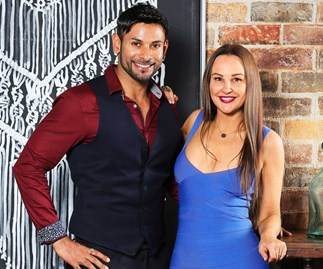 Married at First Sight Dino Melissa MAFS