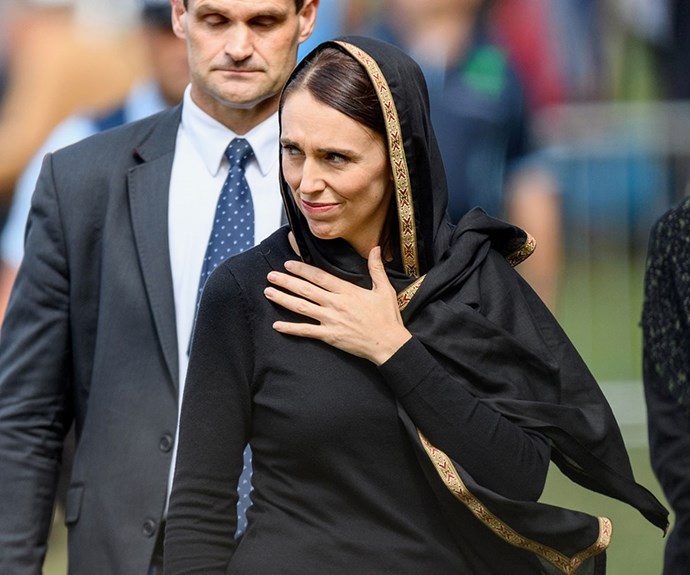 Jacinda Ardern: ''When the cameras are gone there have been some very emotional moments''