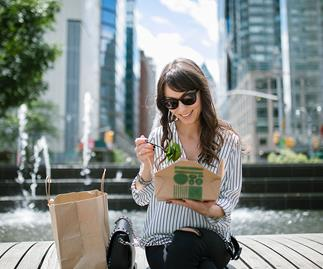 Put down that sandwich and move away from your desk: why we need to start taking lunch breaks again