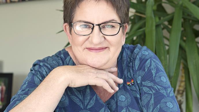 Hepatitis C advocate Hazel Heal