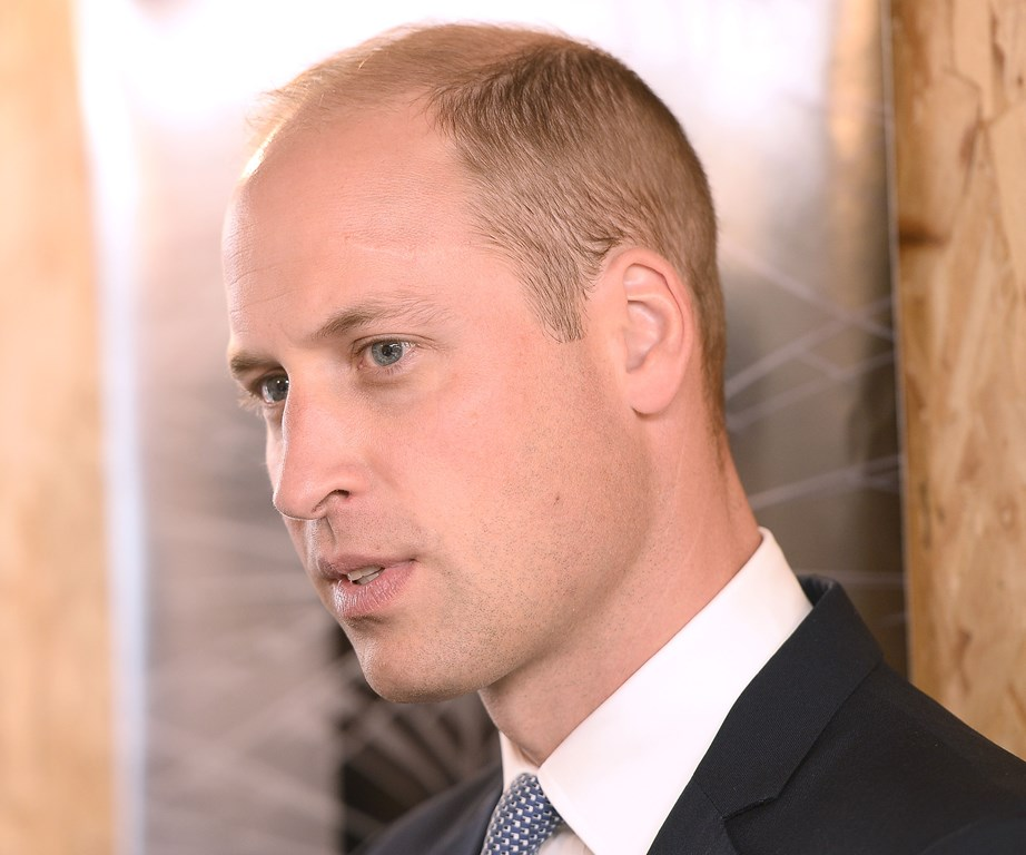 Prince William has share a video message about the current pandemic. *(Image: Getty)*