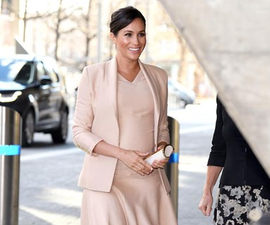 Duchess Meghan is being urged to 'skip the pomp' when Baby Sussex is born