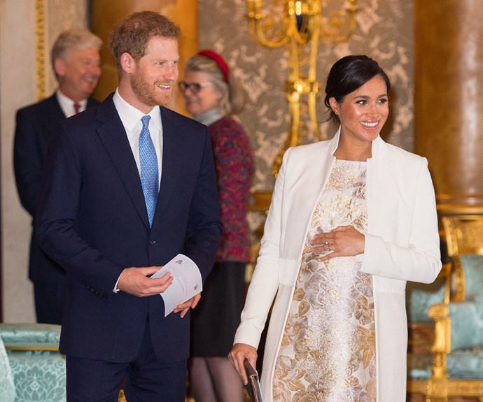 harry and meghan 50th anniversary prince charles