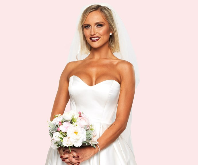 Married at First Sight Susie Bradley before plastic surgery
