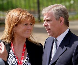 Sarah Ferguson and Prince Andrew, Duke of York