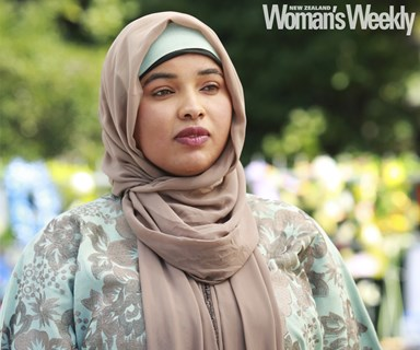 ''I'm so grateful I was part of this kind gesture'': Naima Abdi on the hug with Jacinda Ardern that made history