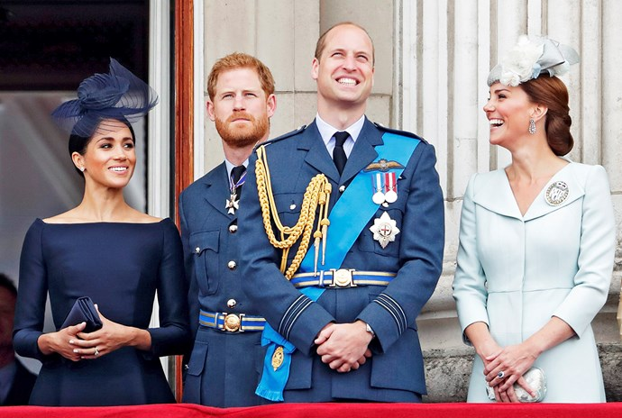 The Fab Four will maintain their united front while nasty online comments continue against Meghan.