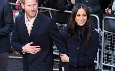 Duchess Meghan and Prince Harry have just launched an Instagram account