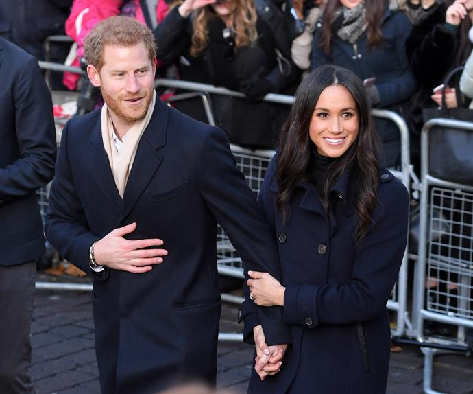prince harry and meghan markle christmas
