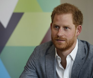 Prince Harry takes a solo outing for an important cause, while Duchess Meghan readies for Baby Sussex's arrival