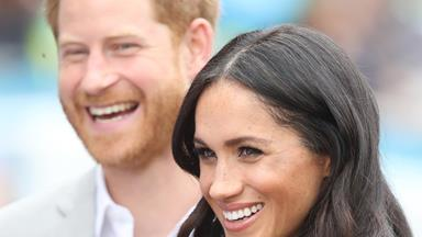 Duchess Meghan and Prince Harry have finally moved into their first family home at Windsor