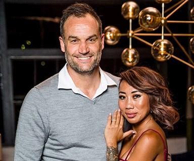 Joyous news! It looks like MAFS' Ning and Mark are back together