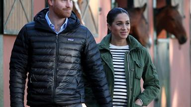 Inside Duchess Meghan and Prince Harry's new life at Frogmore Cottage
