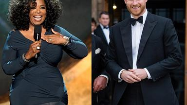 Prince Harry and Oprah have teamed up to create a documentary series about mental health