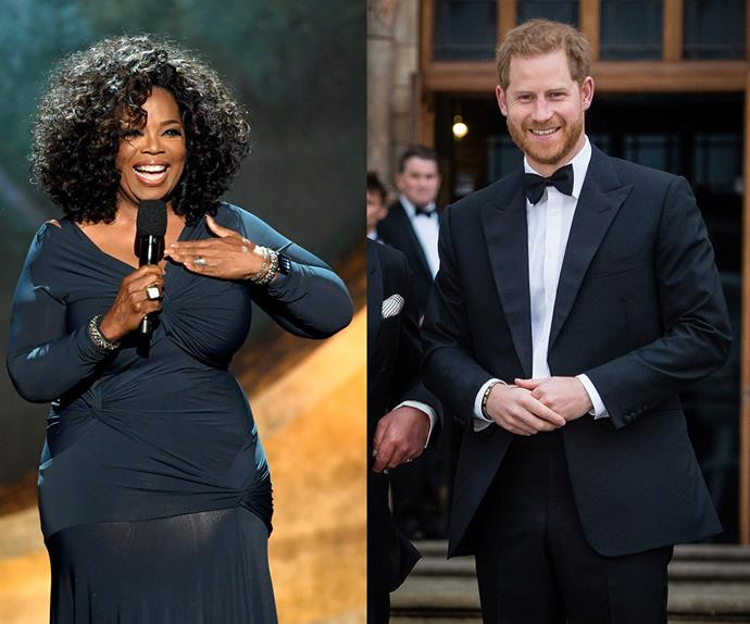 oprah winfrey and prince harry