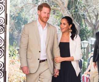 meghan markle and prince harry morocco