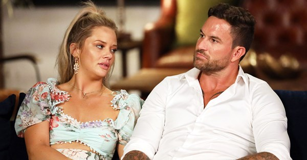 MAFS' Dan Confirms He And Jess Have Broken Up Amid Shock